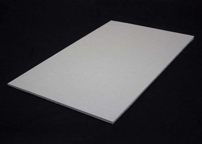Industrial Plastic Foam Board , Double Side Print White 10mm Foam Board