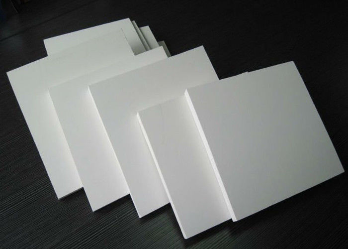 Non - Toxic Pvc Expanded Plastic Sheet For Decoration Heat Preservation