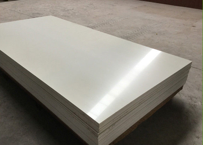 High Density Waterproof Construction Foam Board Rigid Recyclable SGS 9 - 20mm