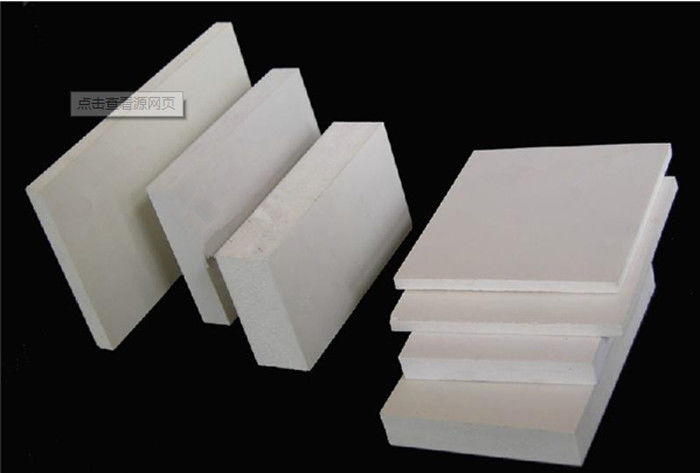 High Density 3mm PVC Celuka Foam Board Flexible Shock Absorption For Wall Cladding