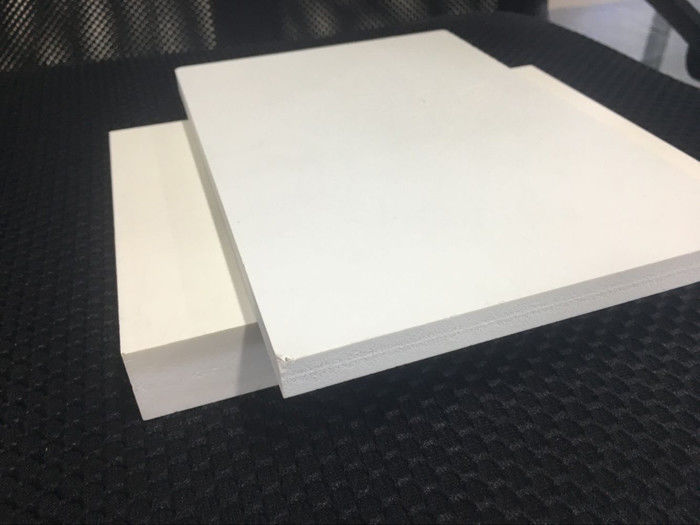 High Density Closed Cell Foam Insulation Board , Plastic Furniture Glossy Foam Board