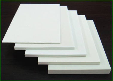 China Waterproof PVC Foam Board Sheet Wall Mounted Durable For Bathroom Cabinet distributor