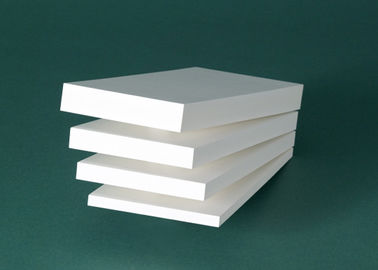 China Windows Hanging White Weatherproof Sign Board Sound Insulation 1220 * 2440mm distributor