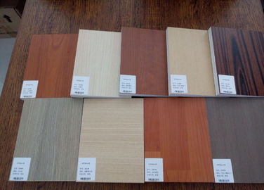 China Wood Grain Laminated Foam Board Indoor Wall Flame Retardant Energy Saving factory