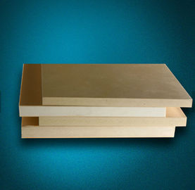 China 19mm High Density Outdoor Decking Boards  , Printable Concrete Foam Board distributor