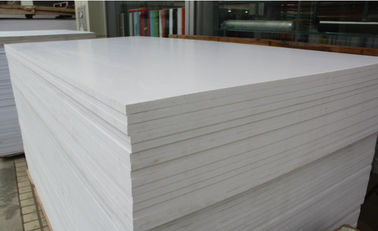 China Construction Forex Classic Pvc Foam Board , Flexible Coloured Foam Board SGS distributor